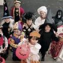 Children in costume!